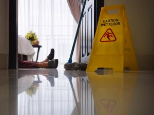 What to Do after a Slip & Fall